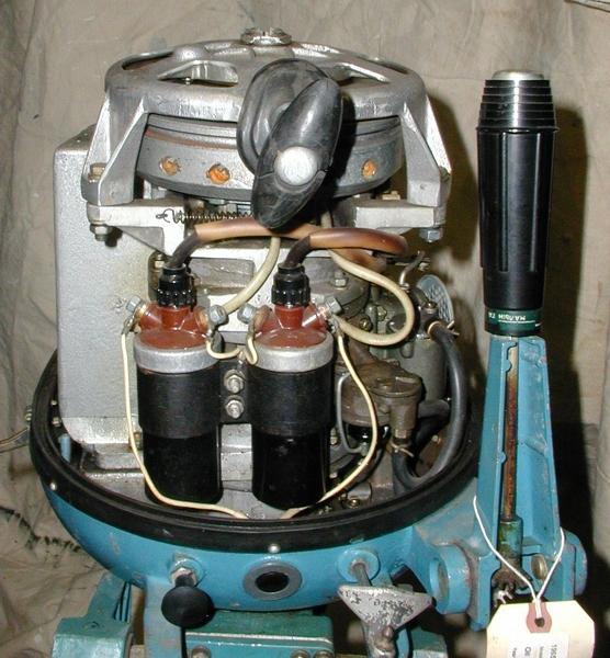 двигатель на лодочный мотор вихрь